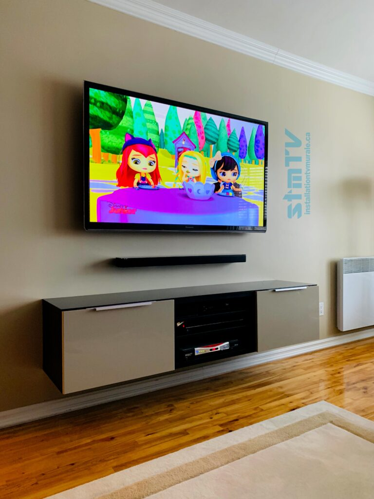 installateur television grand montreal