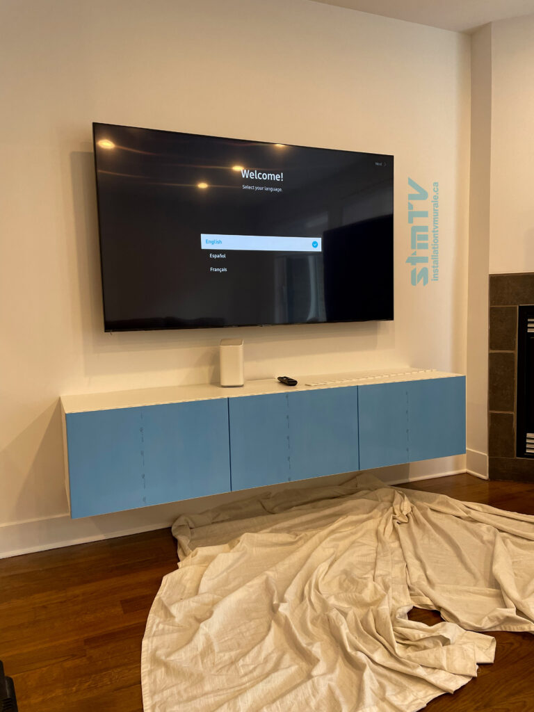 tv on the wall mounting tv instaler