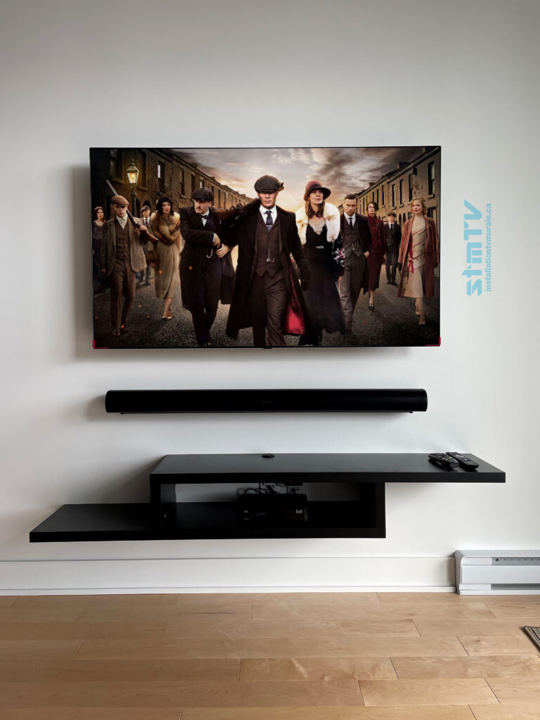 tv mounting montreal